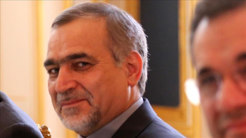Iranian President Rouhani's brother detained