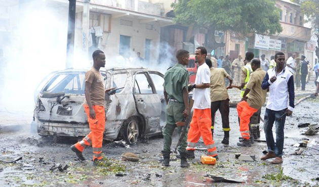 Car bomb in Mogadishu kills at least 5
