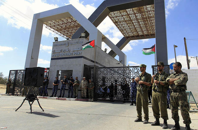 Egypt opens Rafah crossing for return of Gazan pilgrims