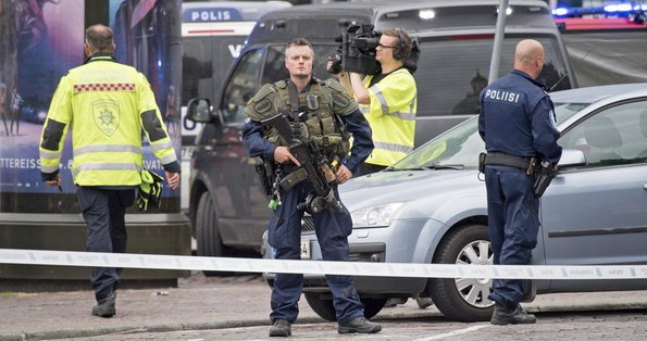 Finland stabbing was terror attack, suspect ID as Moroccan