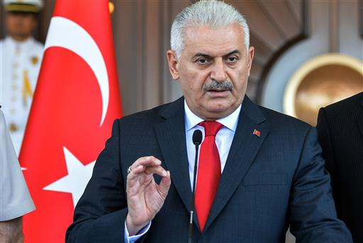 Turkish PM repeats support for Qudus in Palestine