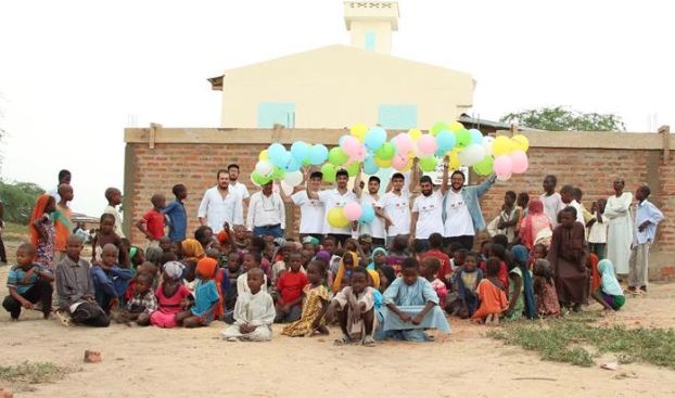 Turkish students conclude voluntary work in Chad