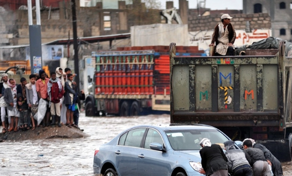Death toll rises in southern Yemen from heavy flooding