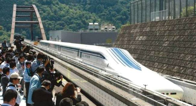 Japan helps India launch first bullet train project