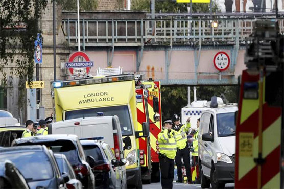 Police make sixth arrest over London metro attack