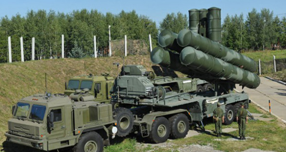 Russia gets 'advance payment' from Turkey for S-400