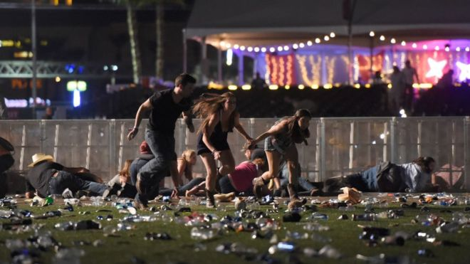 At least 50 dead in US city of Las Vegas mass shooting