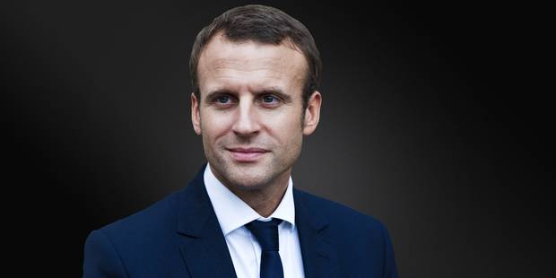 French president's party chooses its new leader