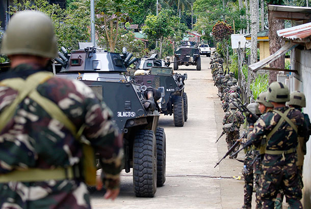 Philippines Marawi: Troop withdrawal signals new day