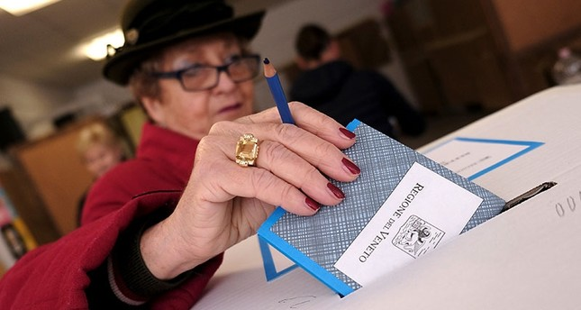 Italy's Lombardy and Veneto vote 'si' for autonomy