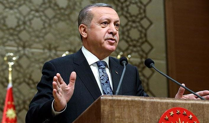 Europe turning into open-air prison: Turkish president