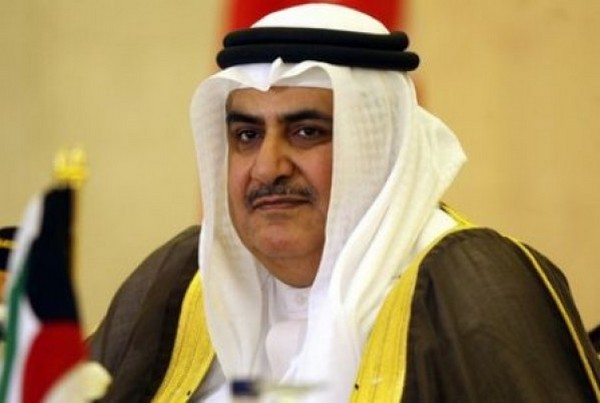 Bahrain FM calls for freezing Qatar's membership in GCC