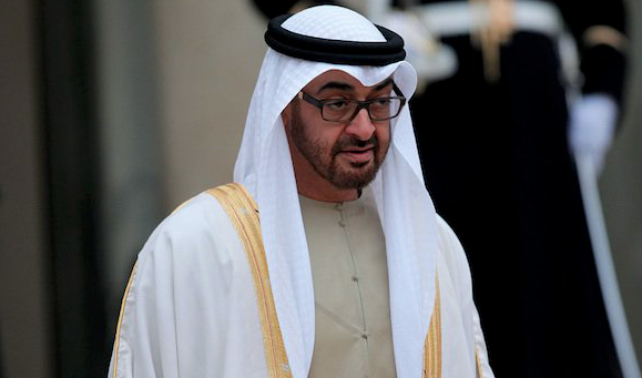 UAE stands with Lebanon against 'challenges': Prince