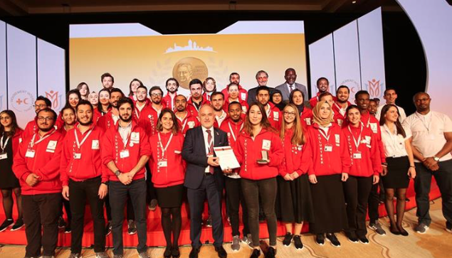 Assembly of global aid body concludes in Turkey