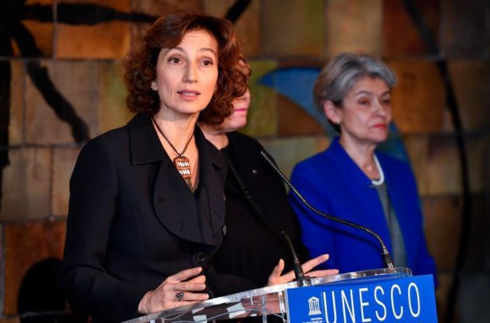 New UNESCO chief brushes off US pullout