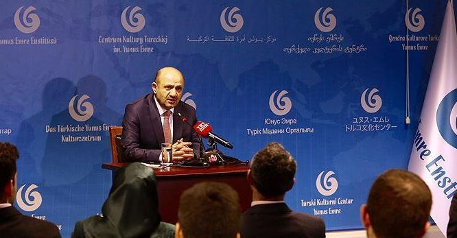Turkish institute highlights cultural diplomacy in US
