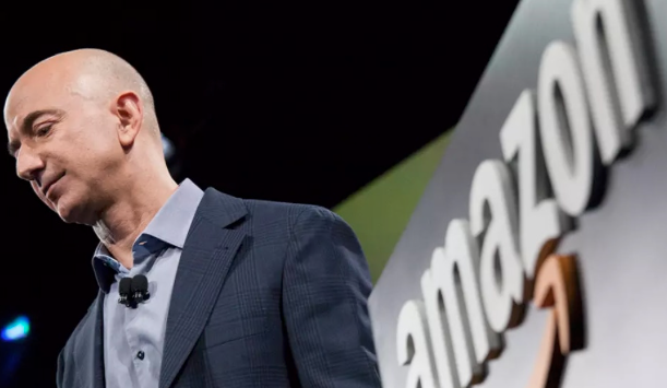 Amazon CEO Jeff Bezos worth over $100 billion