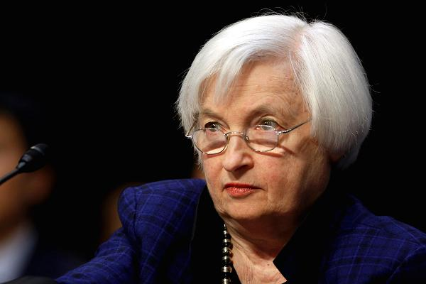 US Fed Chair Yellen bullish on economy in final address