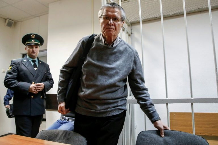 Putin's ex-minister, facing 10 years in jail, asks forgiveness
