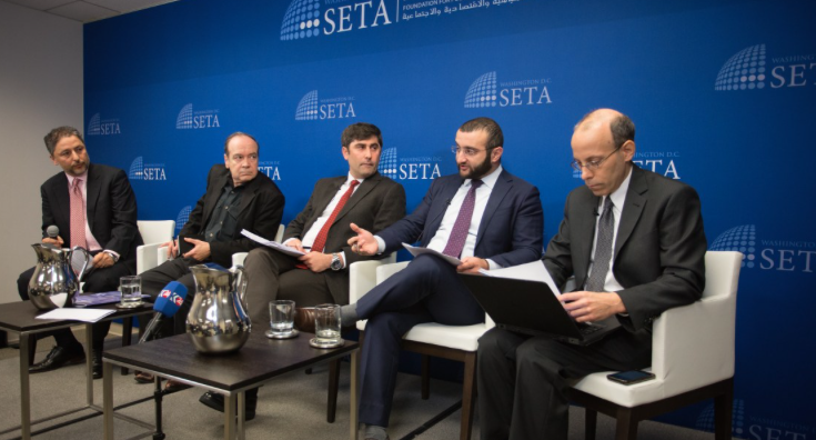 Turkish think tank hosts discussion in US on Syria