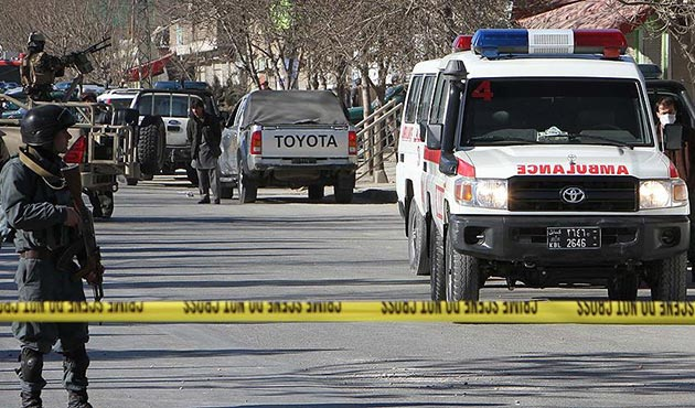 ISIL claims Kabul attack that killed 15 people
