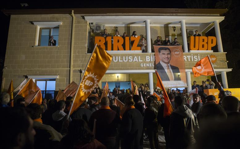 60 percent of votes counted in Turkish Cypriot polls