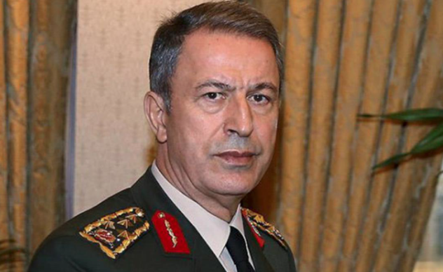Turkish military chief meets Pakistan's president