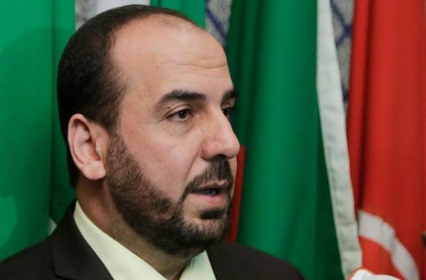 Syrian opposition leader decries plight of East Ghouta