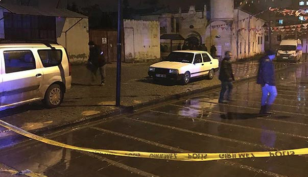PKK/PYD fired with rockets the mosque in Kilis
