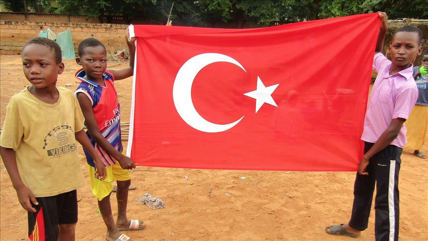 Turkish association helps thousands in Africa