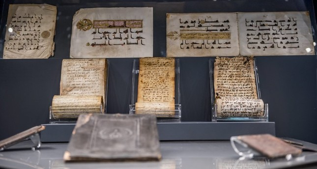 Turkish museum displays 800-year-old Quran