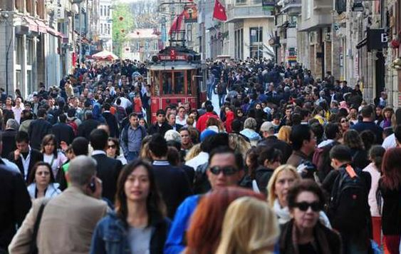 Turkey's population expected to cross 100M in 2040