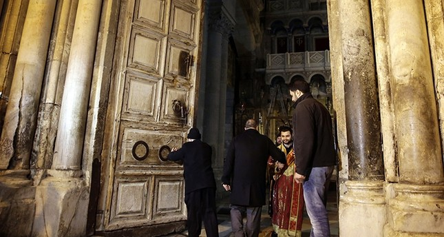 Jerusalem church reopens after Israel tax suspension