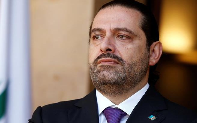Riyadh isn't involved in gov't talks says Hariri
