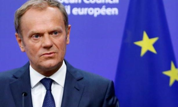 EU's Tusk warns 'time is short' to beat populists