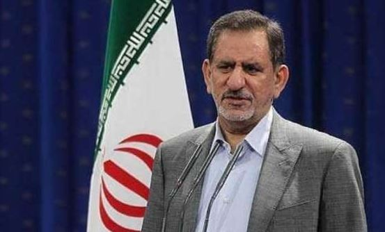 Iranian vice president in Baghdad for 3-day visit