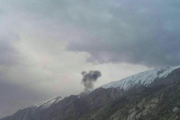 Private Turkish plane crashes in Iran