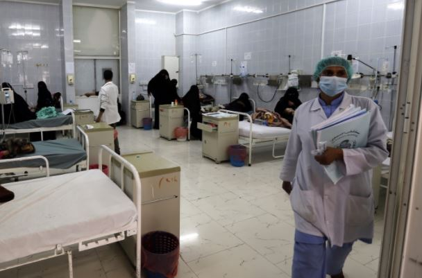 Diphtheria outbreak kills 73 in Yemen