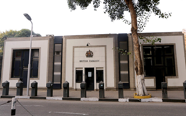 Probe into student death 'ongoing' says UK embassy in Cairo