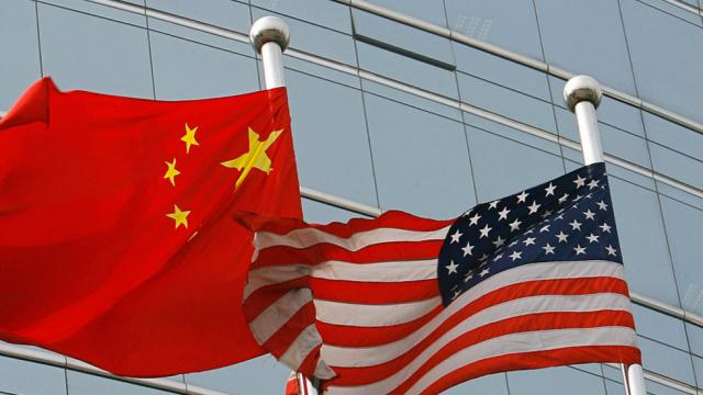 China opposes contact between US, Taiwan 'in any form'