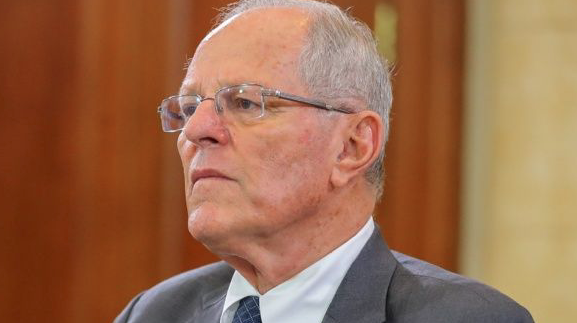 Peru prosecutors raid homes of ex-president Kuczynski