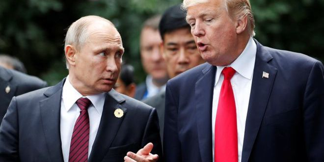 Putin says US sanctions 'counterproductive and senseless'