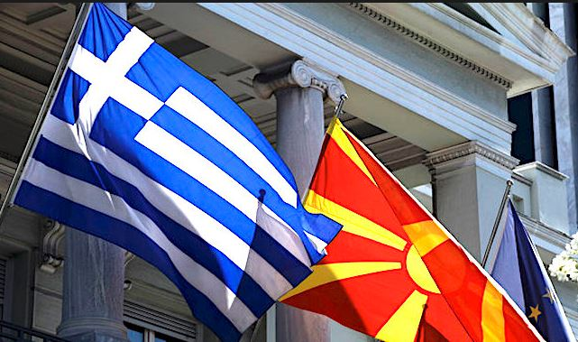 Greece, Macedonia ink deal to end name row