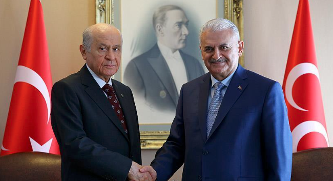 Turkey: President's candidacy filed with election board