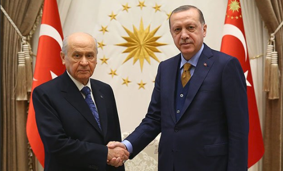 MHP to support Erdogan in snap presidential election