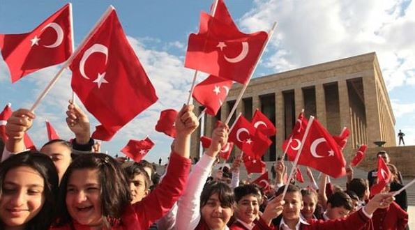 Turkey marks National Sovereignty and Children's Day