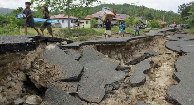 Death toll from Sunday's Indonesian quake rises to 131