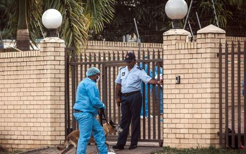 One killed in South Africa mosque attack