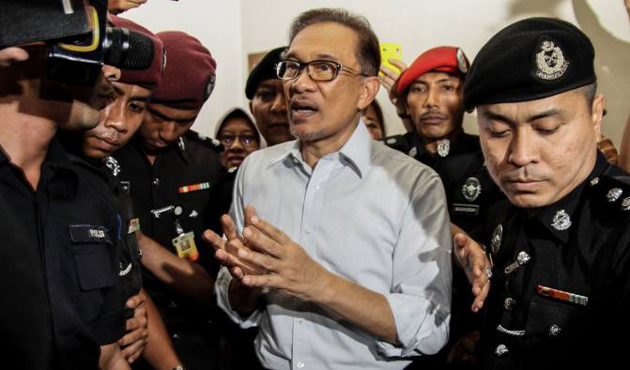 Malaysian King to pardon opposition figure Anwar Ibrahim