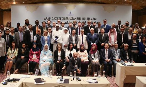 Istanbul hosts 60 journalists from 18 Arab countries